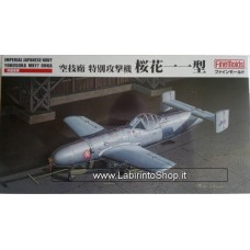 FineMolds 1/48 Imperial Japanese Navy Yokosuka MXY7 Ohka