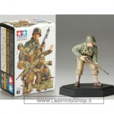 Tamiya 1/35 Scale Us Assault Infantry N.3