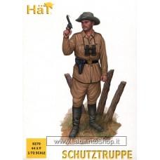 HAT 8270 Schutztruppe 1/72