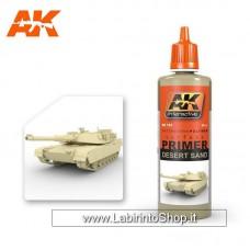 AK Interactive - AK181 - Primer Desert Sand - 60 ML