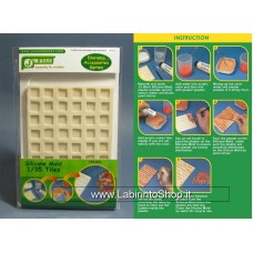 J's Work Silicone Mold 1/35 Tiles