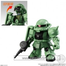 Mobile Suit Gundam MicroWars Zaku