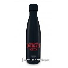 Stranger Things Drink Bottle Stuck in the Upside Down