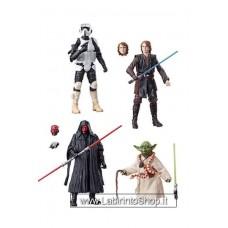 Star Wars Black Series Archive Action Figures Wave 3 Assortment (8)