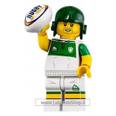 Serie 19: Rugby Player