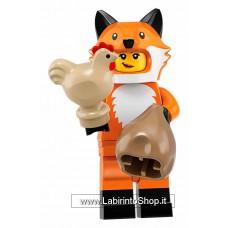 Serie 19: Fox Suit Girl