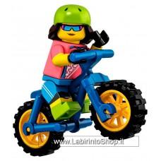 Serie 19: BMX Bike Rider