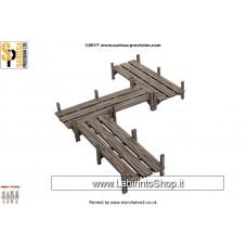 Sarissa Walkway / Bridge set - 20mm