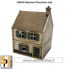 Sarissa Small House - 20mm