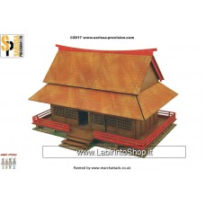 Sarissa Samurai House - 20mm