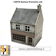 Sarissa Small Shop - 20mm N205