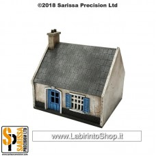 Sarissa Single-Storey House - 20mm N221