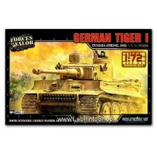 Forces of Valor 1/72 Plastic Model Kit German Tiger I
