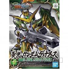 Gundam SD Sangoku Soketsuden: Huang Zhong Gundam Dynames (Gundam Model Kits)