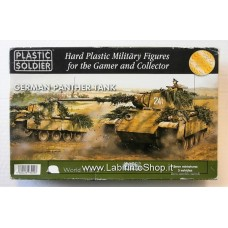 PLASTIC SOLDIER CO: 1/100 German Panther Tank