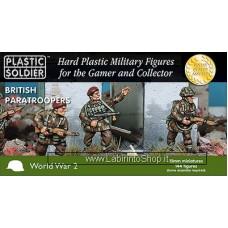 PLASTIC SOLDIER CO: 1/100 British Paratroopers