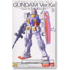 RX-78-2 Gundam Ver.Ka (MG) (Gundam Model Kits)