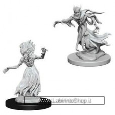 Dungeons & Dragons: Nolzur's Marvelous Unpainted Minis: Wraith and Specter