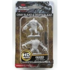 Dungeons & Dragons: Nolzur's Marvelous Unpainted Minis: Gray Slaad and Death Slaad