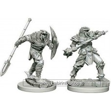 Dungeons & Dragons: Nolzur's Marvelous Unpainted Minis: Dragonborn Male Fighter