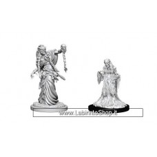 Dungeons & Dragons: Nolzur's Marvelous Unpainted Minis: Green Hag & Night Hag