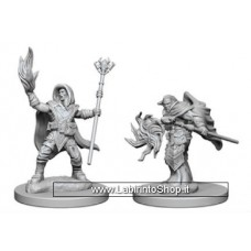 Dungeons & Dragons: Nolzur's Marvelous Unpainted Minis: Elf Wizard