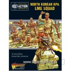 WarLord North Korean KPA LMG Squad