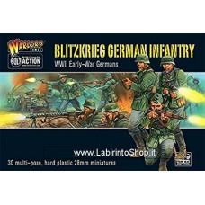 WarLord Blitzkrieg German Infantry