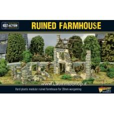 Warlord Ruined Farmhouse Plastic Box Set 28mm