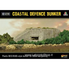 Warlord Costal Defence Bunker 28mm