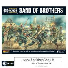 Warlord Band of Brothers Starter Set 28mm