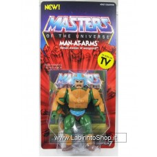 Masters Of The Universe: Vintage Action Figure: Man-At-Arms