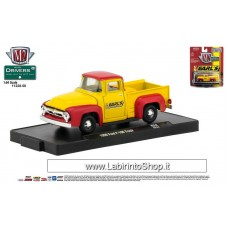 M2 - 1956 Ford F-100 Truck Die Cast