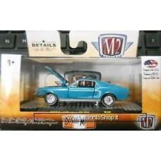 M2 - 1968 Ford Mustang Gt 302 Die Cast