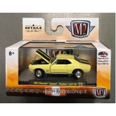 M2 - 1967 Chevrolet Camaro Panther Z/28 RS Diecast Car