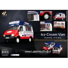 Tiny - Ice Cream Van - Hong Kong 06 Die Cast Car