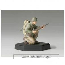 Tamiya 1/35 Scale Us Assault Infantry N.4