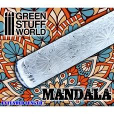 Green Stuff World Rolling Pin Mandala