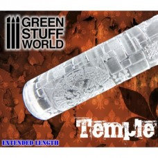 Green Stuff World Rolling Pin Temple