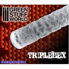 Green Stuff World Rolling Pin TripleHex