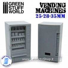 Green Stuff World Resin Vending Machines