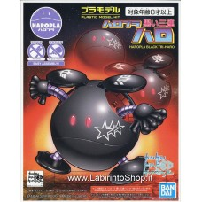 Haropla Black Tri-haro (Gundam Model Kits)