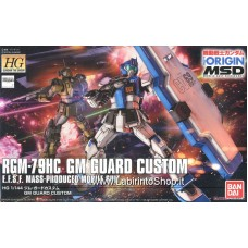 GM Guard Custom (HG) (Gundam Model Kits)