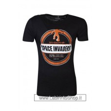 Space Invaders T-Shirt Monster Invader