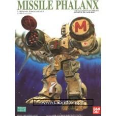 Bandai Missile Phalanx 1/100 (Plastic model)