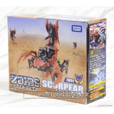 Takara Tomy Zoids ZW04 Scorpear (Character Toy)