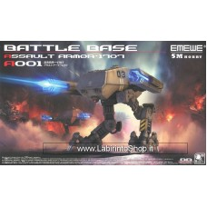 5m Hobby - Battle Base - Assault Armor 1707 (Plastic model)