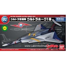 Bandai - Ultra Hawk 1 (Plastic model)