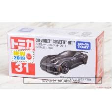 Takara Tomy - Tomica - No.31 Chevrolet Corvette ZR1