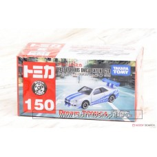 Takara Tomy - Tomica - Dream Tomica No.150 The Fast and the Furious BNR34 Skyline GT-R